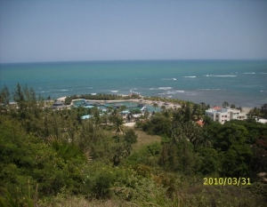 Cofresi oceanview land